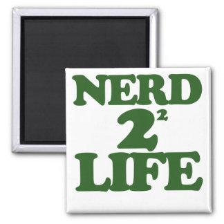 Nerd 4 Life Fridge Magnets