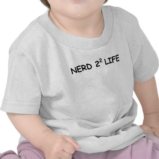 Nerd 4 Life Tee Shirt