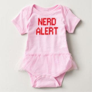 Nerd Alert Baby Bodysuit