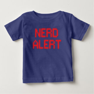 Nerd Alert Baby T-Shirt