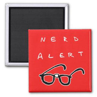 Nerd Alert magnet