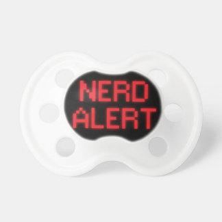 Nerd Alert Pacifier