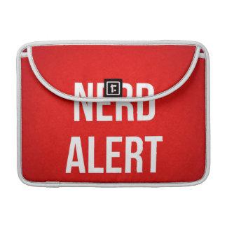 Nerd Alert Sleeves For MacBook Pro