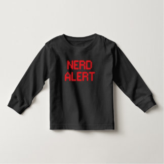 Nerd Alert Toddler T-Shirt