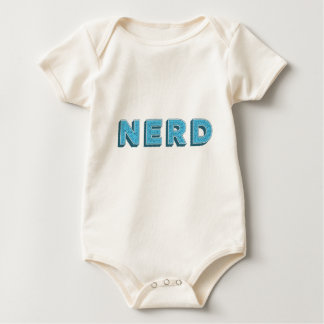 Nerd Baby Bodysuit