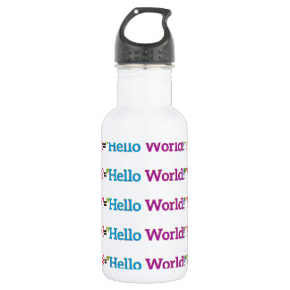 Nerd Baby Goods 532 Ml Water Bottle
