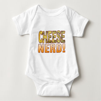 Nerd Blue Cheese Baby Bodysuit
