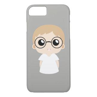 Nerd boy iPhone 8/7 case