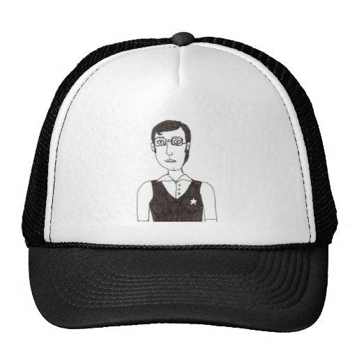 Nerd Boy the First Mesh Hat