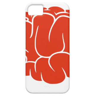 Nerd brain barely there iPhone 5 case