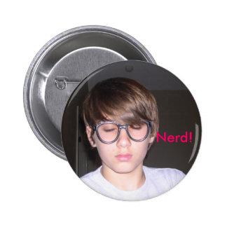 Nerd! Button