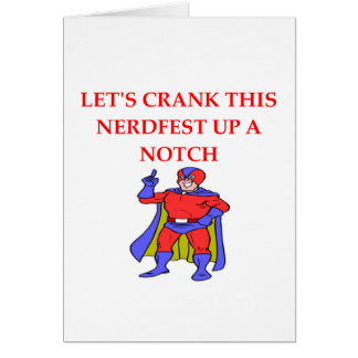 NERD CARD