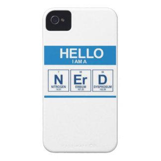 Nerd iPhone 4 Case-Mate Case