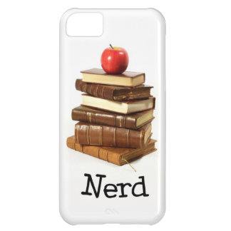 Nerd Cover For iPhone 5C