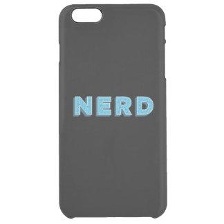 Nerd Clear iPhone 6 Plus Case