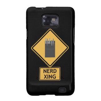 nerd crossing galaxy s2 case