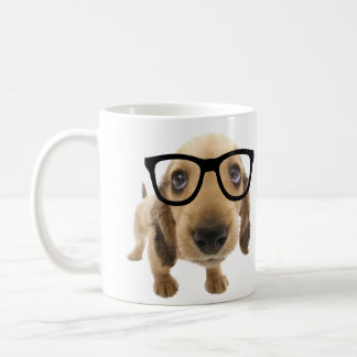 Nerd Dog Coffee Mug