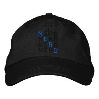 Nerd Embroidered Baseball Caps