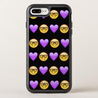 Nerd Emoji iPhone 8/7 Plus Otterbox Case