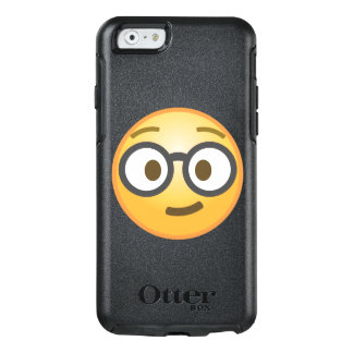 Nerd Emoji OtterBox iPhone 6/6s Case
