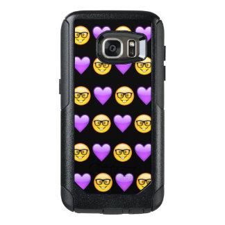 Nerd Emoji Samsung Galaxy S7 Otterbox Case