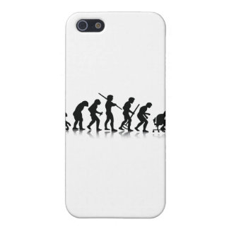 Nerd Evolution Case For iPhone 5/5S