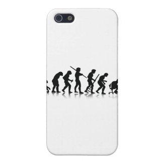 Nerd Evolution Case For iPhone 5/5S