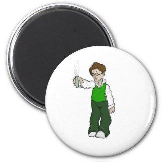 nerd experiment 1_1 6 cm round magnet