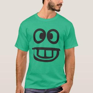 Nerd Face Expression T-shirt