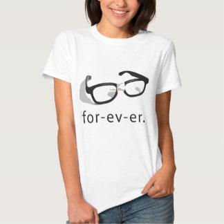 Nerd forever t-shirt