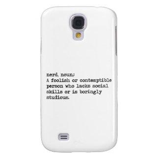 nerd galaxy s4 case