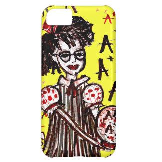 nerd girl iPhone 5C covers