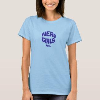 Nerd Girls Rule T-Shirt