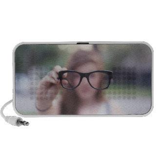 Nerd Glasses Speaker