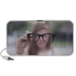 Nerd Glasses Speakers