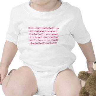 Nerd in Training - Girl Baby Creeper