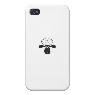 NERD CASE FOR iPhone 4