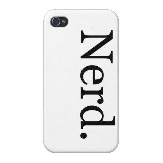 Nerd iPhone Case Case For iPhone 4
