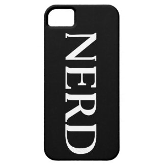 Nerd Iphone Case Case For The iPhone 5