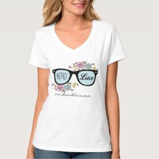 Nerd & Lace T-shirt