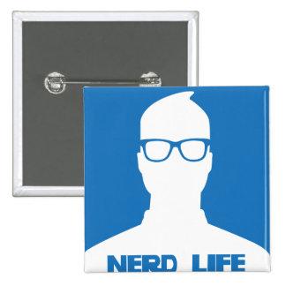 Nerd Life Button