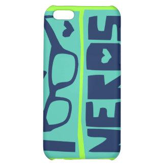 Nerd Love iPhone 5C Cover