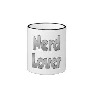Nerd Lover Grey Mug