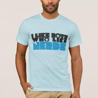 Nerd Lover T-Shirt