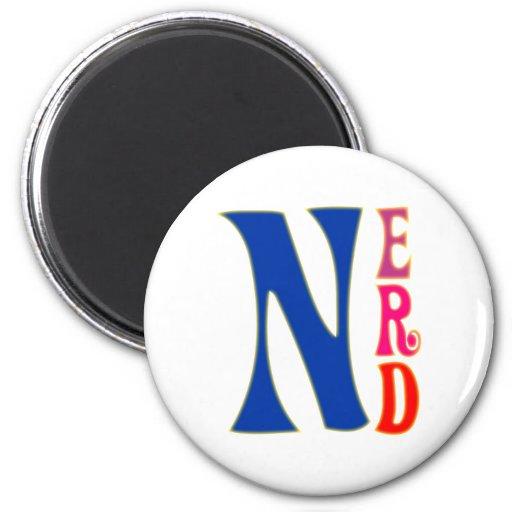 Nerd Refrigerator Magnets