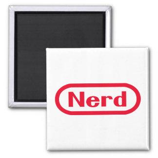 Nerd Fridge Magnet