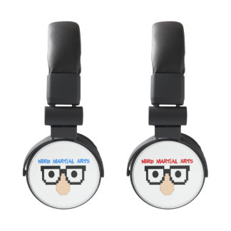 Nerd Martial Arts Headphones