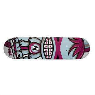 Nerd Mascot 21.6 Cm Old School Skateboard Deck