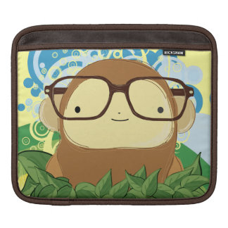 nerd monkey iPad sleeve