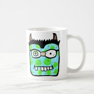 Nerd monster mug